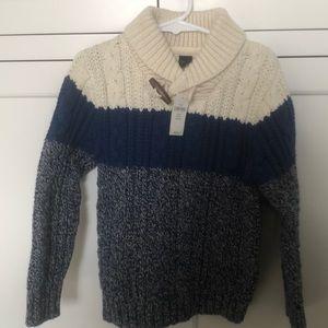 Gap, boys sweater, 4yr, NWT